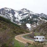 Voyager en camping-car et van en Suède