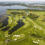 Parcours Golf en Suède